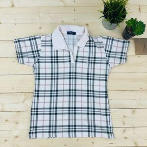 ❤️Burberry short sleeve womens shirt